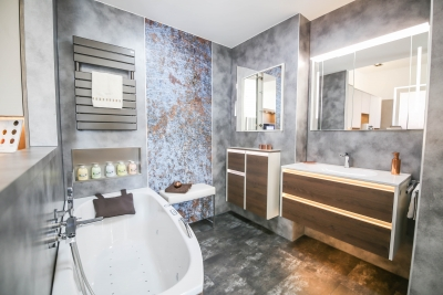 Besuchen Sie unsere Badausstellung in Dortmund, unweit von Lünen, und sammeln Sie Inspirationen für Ihr neues Bad!