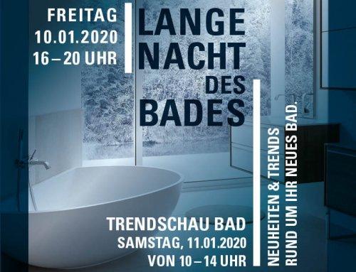 10.01.2020 / Lange Nacht des Bades